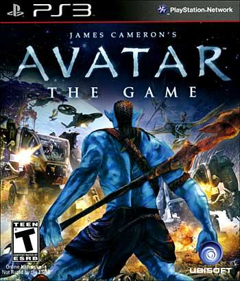 James Cameron's Avatar: The Game – Video Games Guide - PS